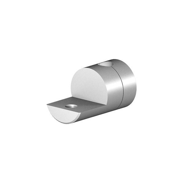 6mm Single Sided Shelf Support (2 piece component)