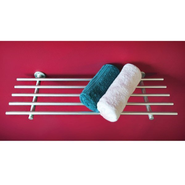 Silver Rod Shelf