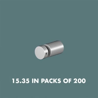 Micro panel fixings pack of 200
