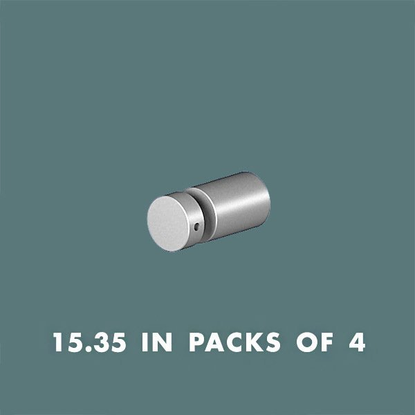 Panel standoff Fixing pack of 4